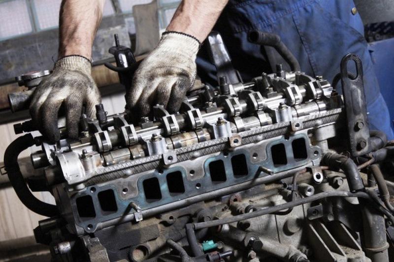 Ремонт двигателя в Гомеле