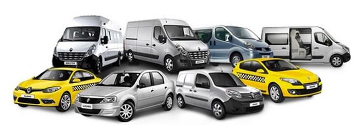 обслуживание парка автомобилей корпоративных клиентов